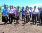 Bala Helps Start New Tavua Housing Project