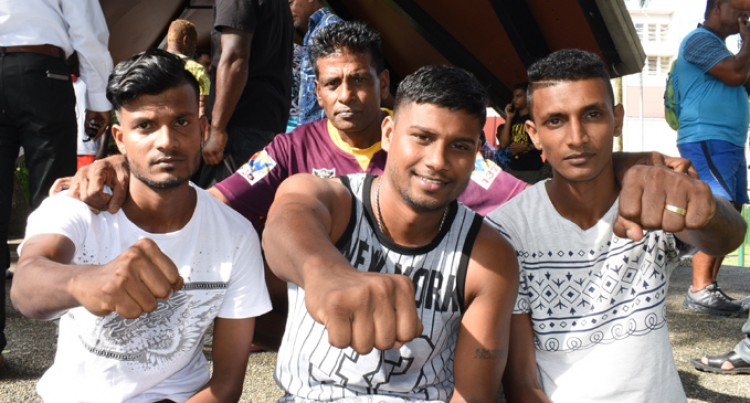 Stop underestimating local boxers: Mudalliar