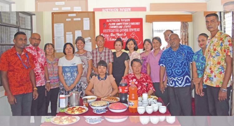 FCCC Celebrates Year of the Dog With Labasa's Chinese Community