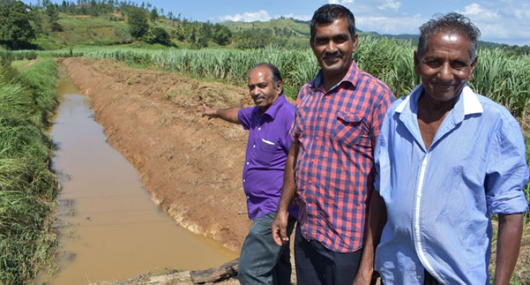 Farmers' Flood Worries Eased