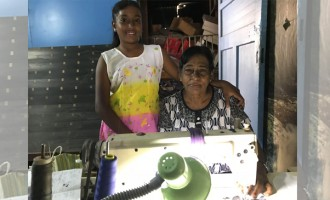 Bhagiyam's Sewing Business Still Going Strong, Thanks to Government