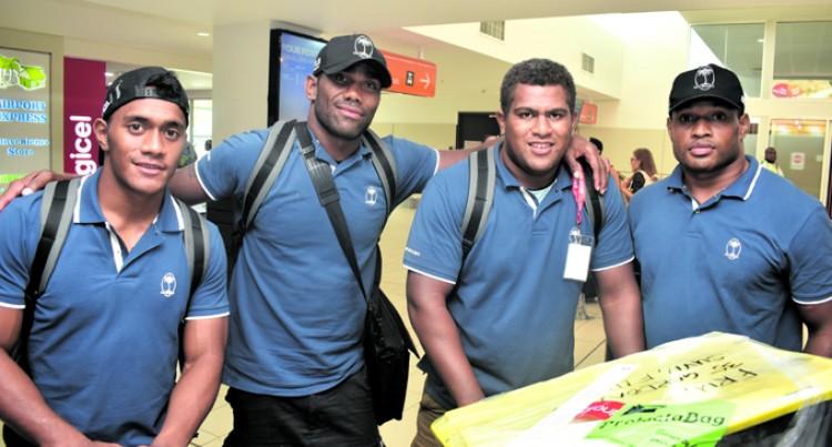 Duo for Fijian Warriors