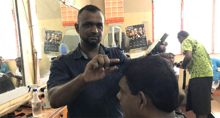 Ali's Bula Barber Shop In Ba Attracts More Customers