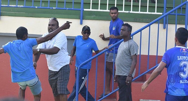 Fiji Football Warns Fans