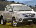 Foton Tunland – Drive Beyond Borders