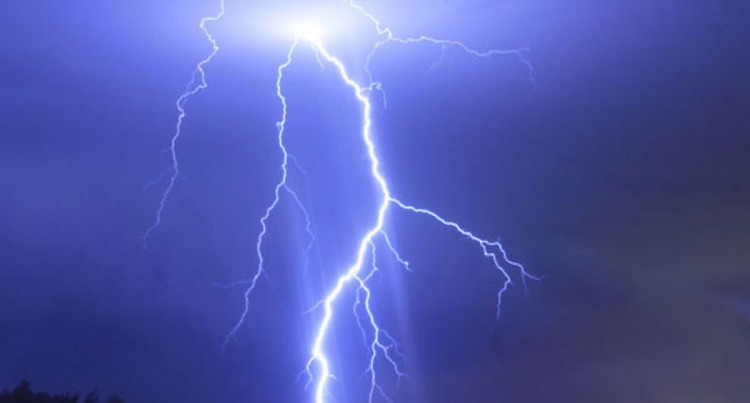 Lightning Strike Causes Unplanned Blackout