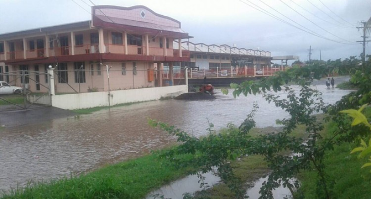 Heavy Rains Force Authorities To Close Rakiraki Town