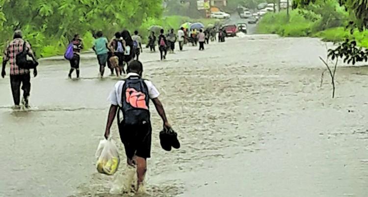Heavy Rains Force Authorities To Close Rakiraki Town
