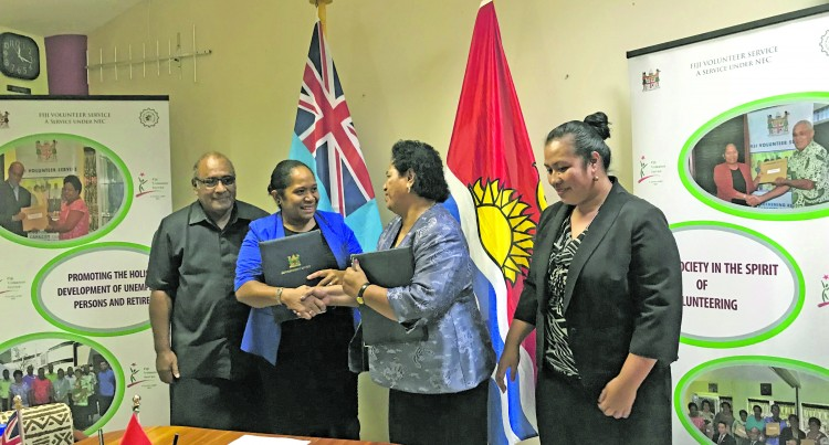 Ten Teachers To Teach In Kiribati In March: Daunabuna