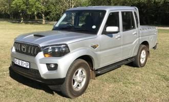 Mahindra Scorpio Pik Up – The Robust Utility Vehicle