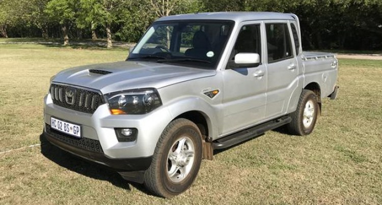 Mahindra Scorpio Pik Up – The Robust Utility Vehicle