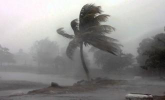 Heavy Rain For Fiji, Strong Wind Warning For Rotuma