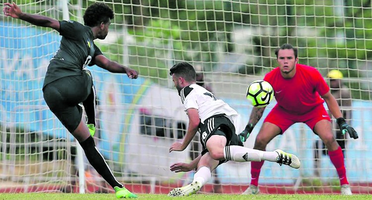 Nabenia Hat-trick Lifts Ba