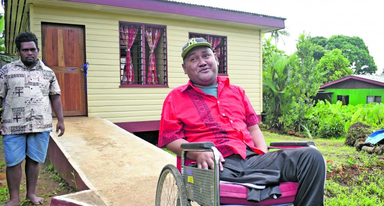 Bedridden Man Moves Into New Free Home