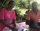 Nisha, husband use grant to continue goat farming