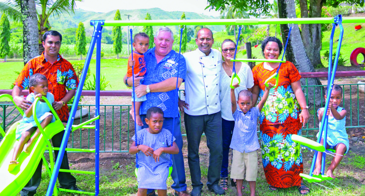 Ex-pupil Rallies Support for Completion of Kindergarten Ground