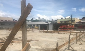 Building Work on New $5.5m Structure Begins