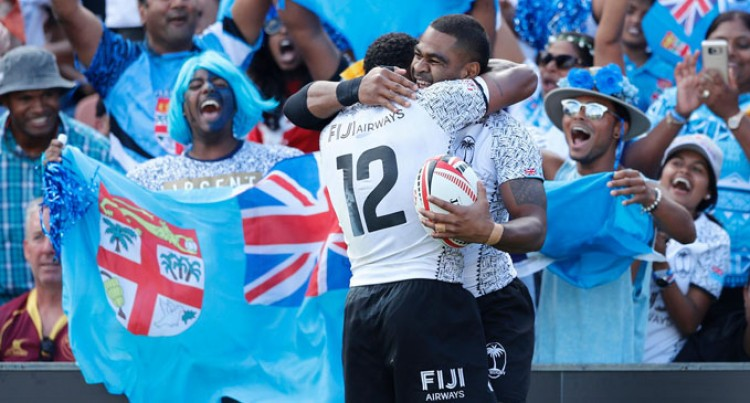Playing Kiwis Brings Out The Best In Fijians: Tuwai