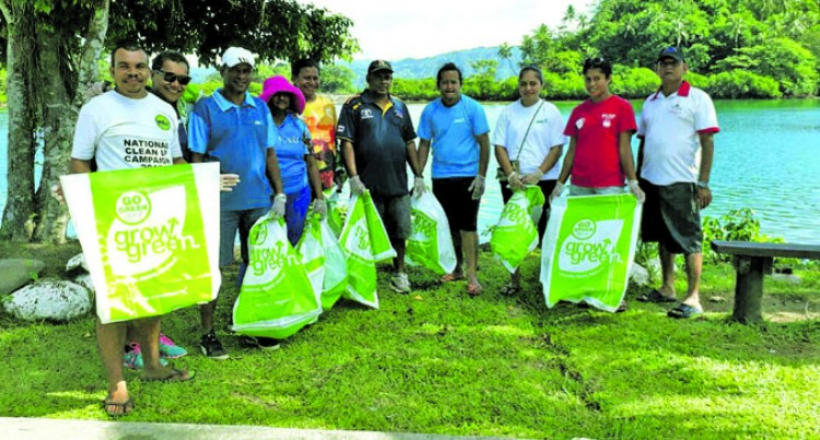 Clean-up For A Healthier Town