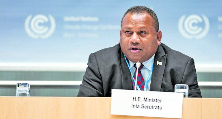 Fiji Reiterates Commitment to Peace Process in Sinai