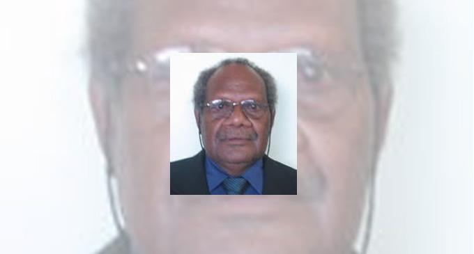 Solomon Islands High Commissioner John Patteson Oti. Photo: National Parliament of Solomon Islands