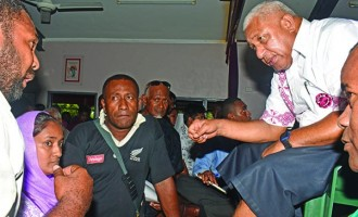 Turaga Ni Koro Gets PM's Attention
