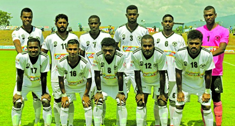 Suva Football Focuses On Goal Scoring
