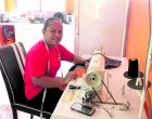 Sewing her way to success