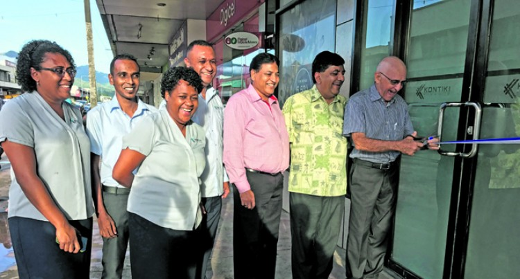 Kontiki Finance Service Centre Opens in Labasa