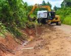 Lajonia Road Upgraded
