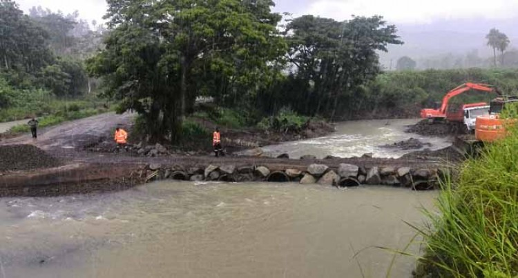 FRA: New Bridge In Vakabuli Paipai To Be Completed In November