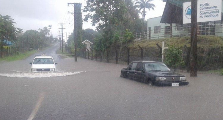 Poor Drainage Problem In Nasinu Angers Taxi Owner