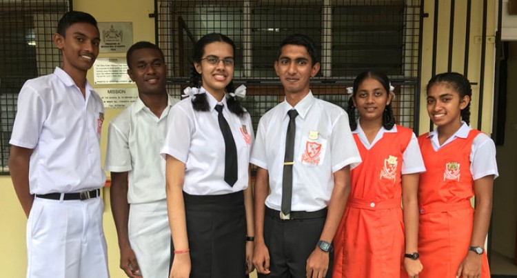 Aman, Ameesha named school heads
