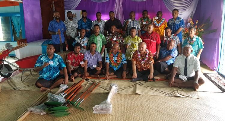 MSAF Trains Waiqanake Seafarers