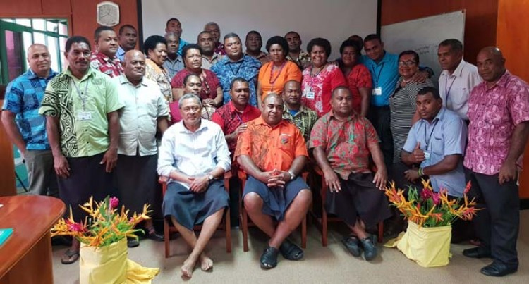 Cawaki urges resource owners at workshop to manage their business well, share knowledge