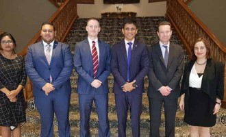 Fiji, PNG And The United Kingdom Discuss Trade Relations Post-Brexit