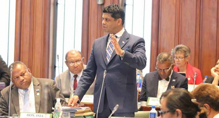 'Fiscal Policy To Bolster Fiji'