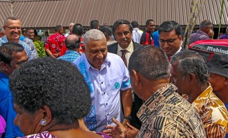 PM Tells Cane Farmers of 'Opposition Lies, Big Promises'