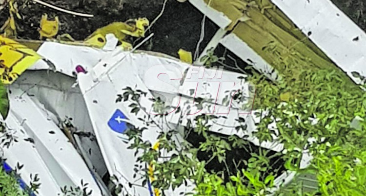 Police Confirms Bodies Of Aircraft Crash Victims Finally Uplifted