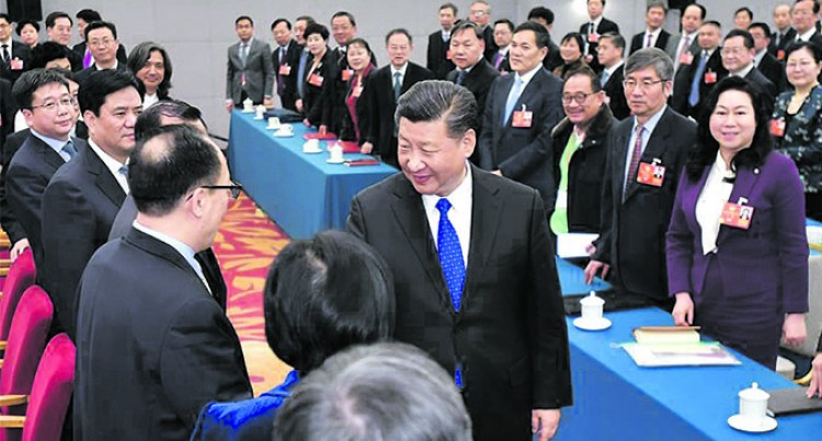 President Xi: Enhance multiparty bonds