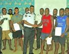 Taveuni 7's Team Assist Police