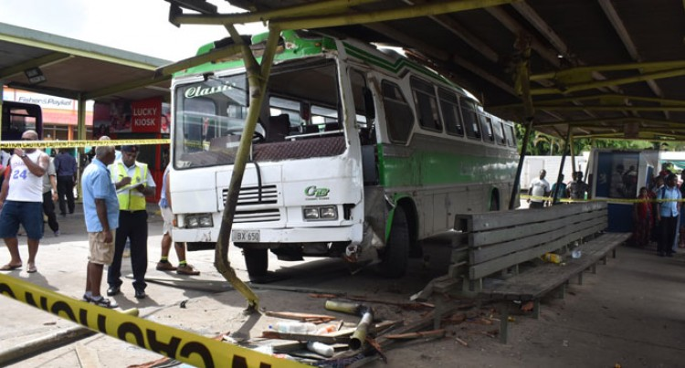 Bus Stand Accident Claims Life Of Woman In Nadi
