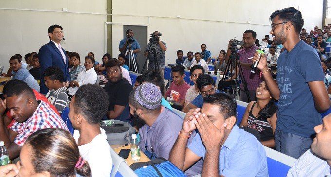 A-G: Free Tertiary Education Unlikely
