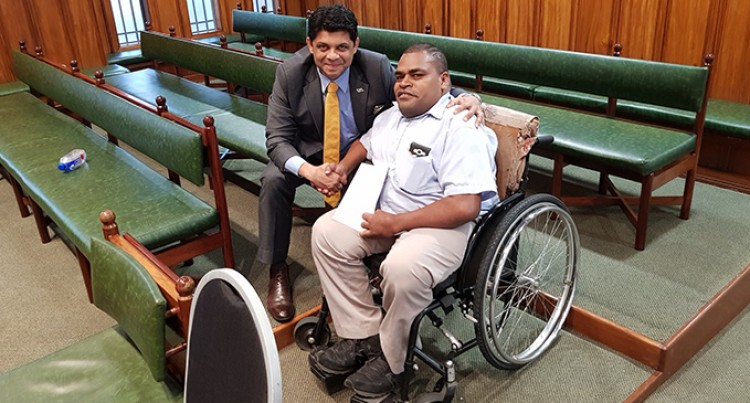 Disability Bill Applauded by Federation