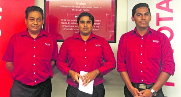 Takata Airbag Recall Hits Fiji