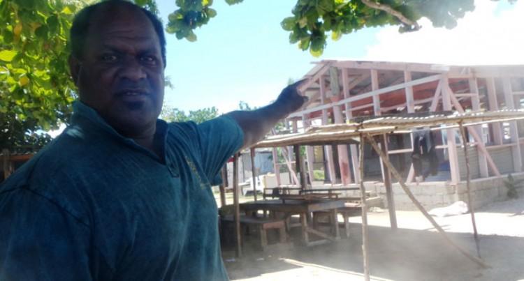 Village Church Built On Prayers, Sweat And Hard Work