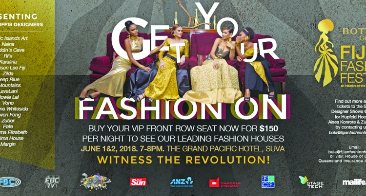Be part of the fashion revolution