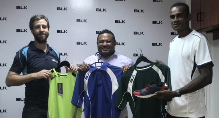 BLK Backs Fijian Athletes
