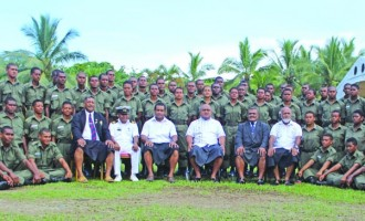 Recruitment Drive to Increase Size of Navy