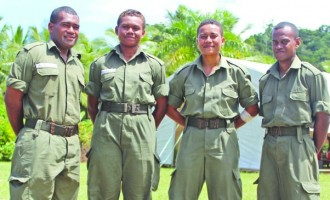 Training Instills Discipline, Time Management: Recruits